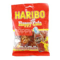 Haribo Cola Flavor Soft Jelly Candy