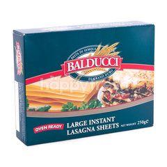 Balducci Large Instant Lasagna Pasta Sheets