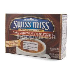 Swiss Miss Susu Bubuk Rasa Cokelat Hitam