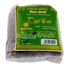 Aneka Rasa Grass Jelly with Orange Flavor