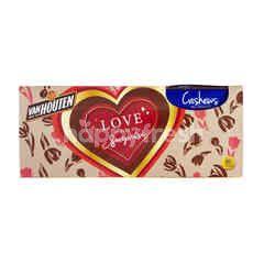 Van Houten Cokelat Kacang Mede Utuh