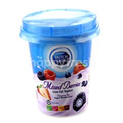 Dutch Lady Mixed Berries Low Fat Yoghurt