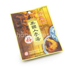 Yew Chian Haw American Ginseng Soup