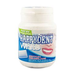 Happydent Mint Gum White