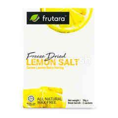 Frutara Infused Freeze Dried Lemon Salt