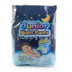 MamyPoko Junior Night Baby Boy Pants Diaper XXXL