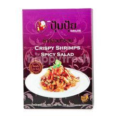 Pumpui Crispy Shrimps Spicy Salad