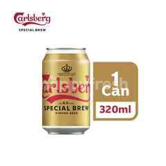 Carlsberg Special Brew Strong Beer