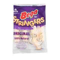 Bega Stringers Original Mozzarella Cheese