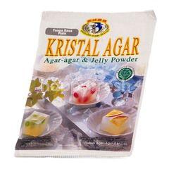 Swallow Globe Brand Kristal Agar Plain