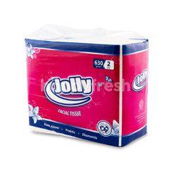 Jolly Tisu Wajah