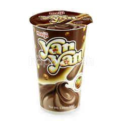 Meiji Yan Yan Creamy Choco Hazelnut Dip