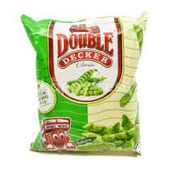 DOUBLE DECKER Classic Green Peas Cracker