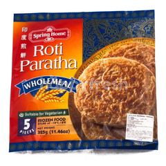 Spring Home Wholemeal Paratha Bread