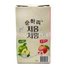Chum Churum Peach & Apple Korean Soju
