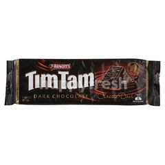 Arnott's Tim Tam Dark Chocolate Biscuits