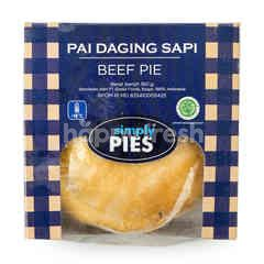 Simply Pies Beef Pie