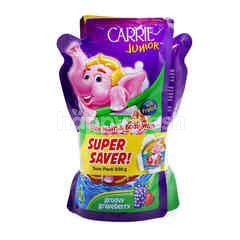 Carrie Junior Super Saver Twin Pack 500g Body Hair And Body Wash Refill Pack