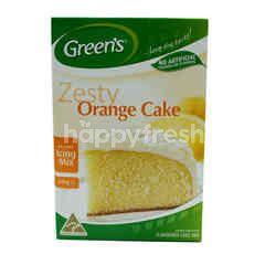 Green's Zesty Orange Cake