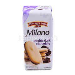Pepperidge Farm Milano Double Dark Chocolate Cookies