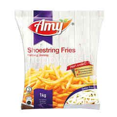 AMY Shoestring Golden Fries