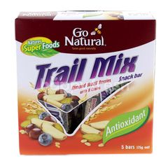 Go Natural Trail Mix Snack Bar
