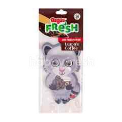 Bagus Fresh Air Freshener Luwak Coffee