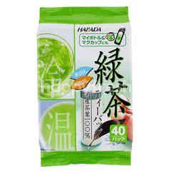 HARADA Green Tea Bag (Hot And Cold)