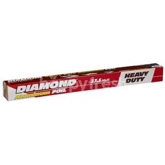 Diamond Aluminium Foil (37.5 Square Feet)
