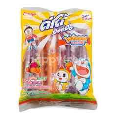 Deedo Ice Lolly Drink Fruit Flavour