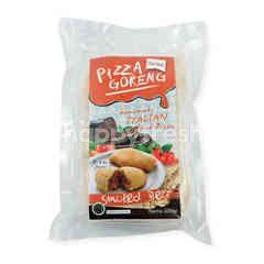 Indosaji Pizza Goreng Daging Sapi Asap