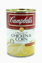 Campbell's Cream Of Chicken & Corn