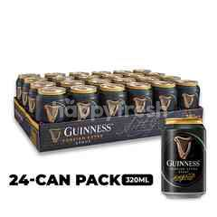 Guinness Stout Beer Cans 24x320ml