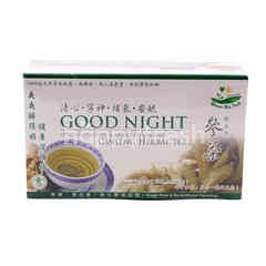 Green Bio Tech Good Night Gingseng Herbal Tea