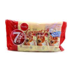 Munchy's Chocolate Cream 7Days Croissant (4 Pieces)