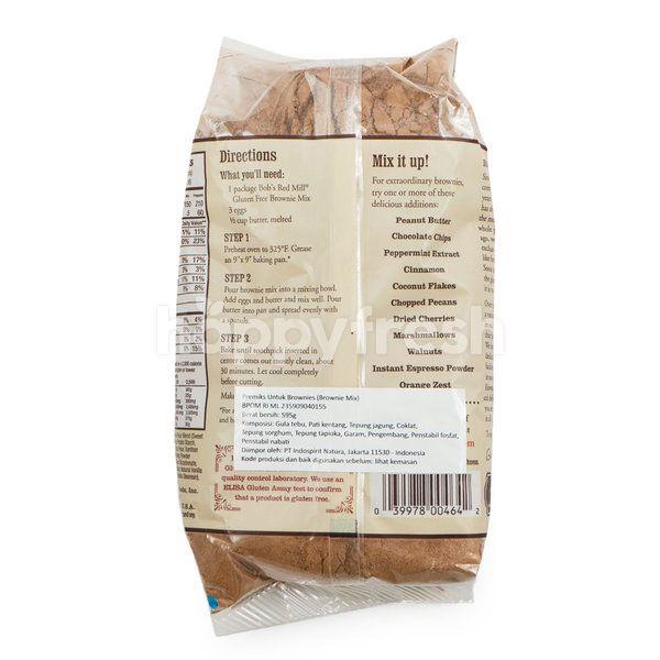 Bob's Red Mill Gluten Free Brownie Mix Flour
