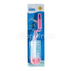Baby Huki Rotary Bottle Brush with Sponge