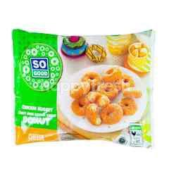 So Good Donat Nugget Ayam dengan Keju