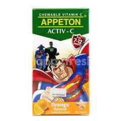 Appeton Activ - Orange Flavour