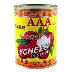 Aaa Lychees In Syrup