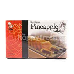 Pineapple Cake Pineaplle Cake Kue Nanas