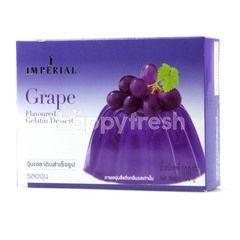 Imperial Gelatin Dessert Powder Grape Flavour