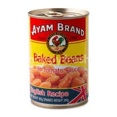 Ayam Baked Beans In Tomato Sauce English