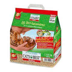 Cat's Best แคท เบส แคท เบส ทรายแมวเปลือกไม้สน 10 ลิตร