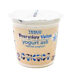 Tesco Everyday Value Natural Yoghurt (Low Fat)