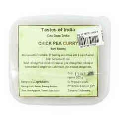 Taste Of India Chick Pea Curry
