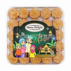 Shazz Delight Peanut Cookies
