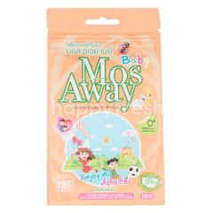Mos Away Baby Anti mosquito patch lemongrass
