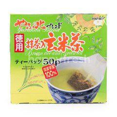 Harada Yabukita Blend Brown Rice and Green Tea