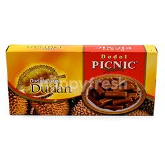 Picnic Special Durian Sweet Sticky Rice Candy
